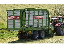 > REPEX 31 S - 56 m³ - Pick-up 1,94 m. - eje tandem 18 Tons. - freno hidráulico Bergmann