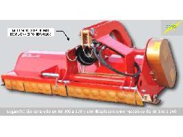 > TB 090 a 240 - TRITURADORA PARA FRUTALES Becchio & Mandrile