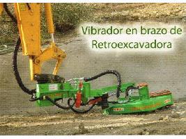 FA-R (FRONTAL AUTODIRECCIONAL RETROEXCAVADORA) Vibradores MAI