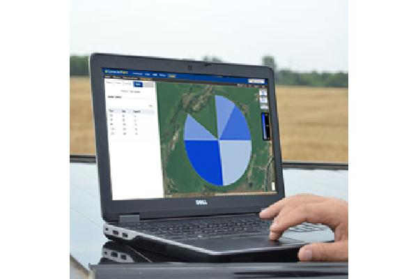 Trimble mejora su solución Irrigate-IQ con tecnología de control de presión única