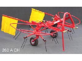 > ARAÑA 260 / 310 - ESPARCIDOR - 2 Rotores CBR Ceccato