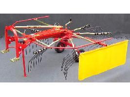 > MT 280 / 8 Brazos - HILERADOR - 1 Rotor Ø 2,62 m. CBR Ceccato