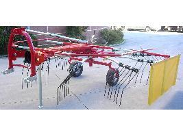 > MT 320 / 9 Brazos - HILERADOR - 1 Rotor Ø 2,92 m. CBR Ceccato