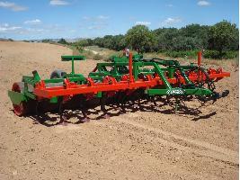 Rulo cultivador Larrosa de 6 metros Larrosa