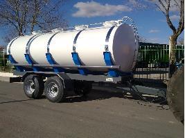 Cisternas tandem Agrobellon