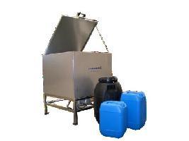 Maquina de Lavado de Bidones y Garrafas Dugar