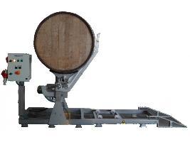 Lavabarricas Semi Automático Modelo Medoc Dugar