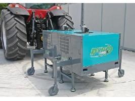 Dynotractor dyno banco potencia tractores Agrotecnocar Agrotecnocar