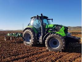 Agrotron 6155 rcsifht Deutz-Fahr