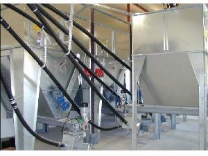 Sinfines flexibles para industria y agricultura