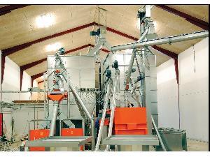 Sinfines BM Silo para industria y agricultura