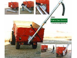 Sinfin plegable Jema Agro T-31 4,5 m