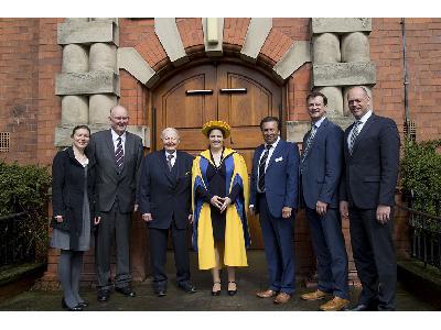 Doctorado honorífico para Cathrina Claas-Mühlhäuser - 0