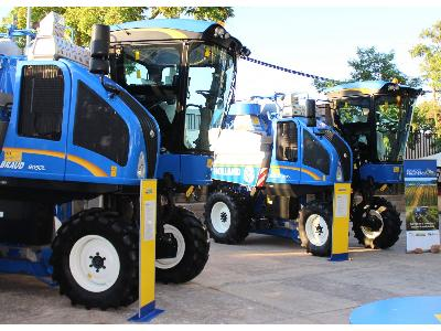 NEW HOLLAND EN FERCAM 2018 - 2