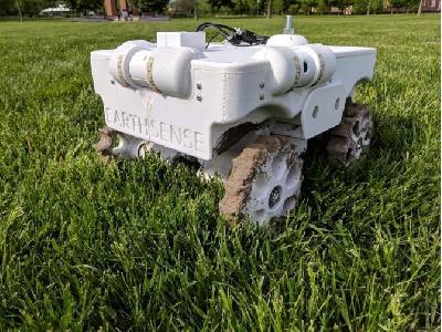 Robot para investigación agrícola - 0