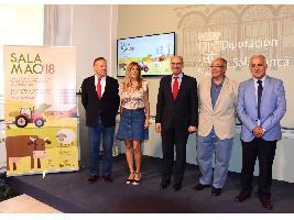 Presentación Feria Salamaq 2018, del 5 al 9 se septiembre