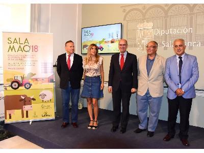 Presentación Feria Salamaq 2018, del 5 al 9 se septiembre - 0