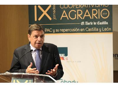 Luis Planas aboga por una posición de Estado para influir y conseguir los mejores resultados en la negociación de la PAC - 1
