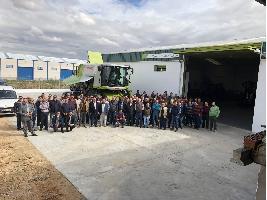 Jornada de Puertas Abiertas en Concesionario Oficial CLAAS de Toledo