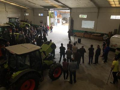 Jornada de Puertas Abiertas en Concesionario Oficial CLAAS de Toledo - 1
