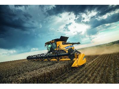 New Holland amplía la serie de cosechadoras CR Revelation y lleva  la automatización a un nuevo nivel - 1