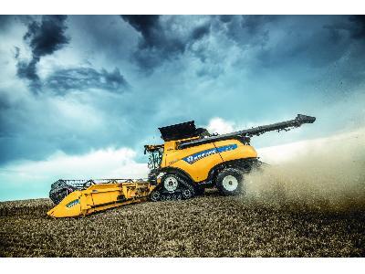 New Holland amplía la serie de cosechadoras CR Revelation y lleva  la automatización a un nuevo nivel - 2