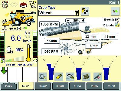 New Holland amplía la serie de cosechadoras CR Revelation y lleva  la automatización a un nuevo nivel - 4