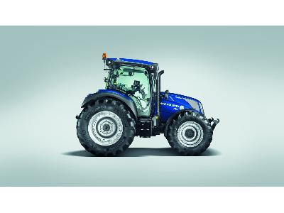 Nueva gama T5 Auto Command™ de New Holland Agriculture - 1