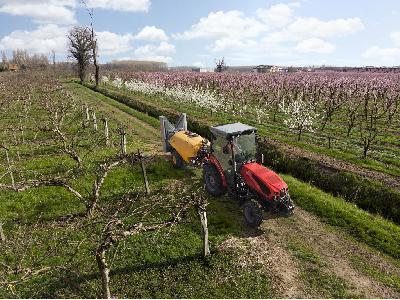 Same presenta en Bolonia los nuevos Frutteto CVT (F, S y V) y su sistema ActiveSteer - 0