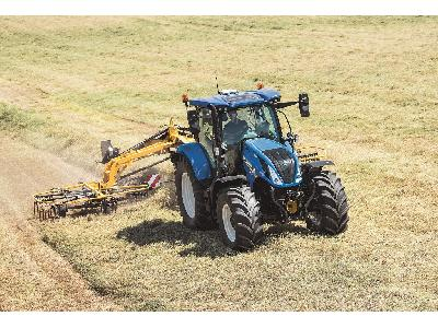 New Holland Agriculture amplía la reconocida Serie T6 - 0