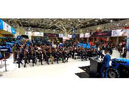 Eima Argo Tractors lanza el desafío para un desarrollo a nivel global