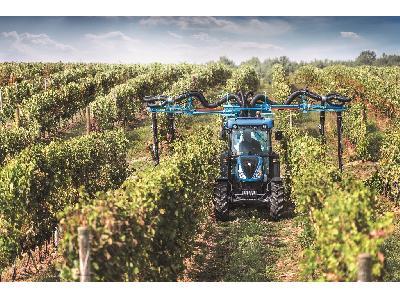 New Holland actualiza y amplía su oferta líder en el sector de tractores Especiales - 2