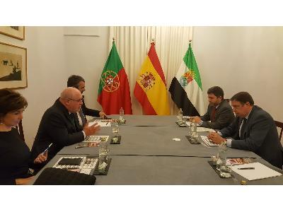 España y Portugal abordan asuntos de interés mutuo de su agenda agroalimentaria - 0