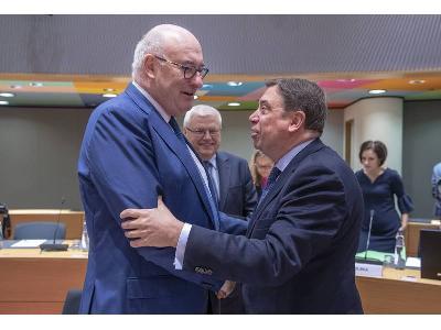 España defiende avanzar en las negociaciones del paquete legislativo de la reforma de la PAC - 0
