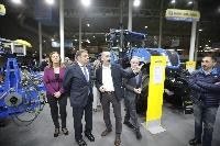 New Holland brilla en AGRARIA Valladolid 2019