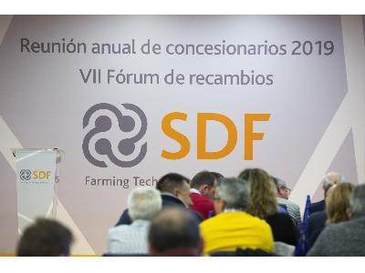 SDF Ibérica incrementa notablemente su facturación en 2018 y apunta a las nuevas tecnologías como estrategia principal para 2019. - 0