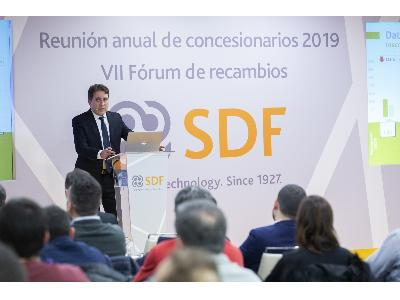 SDF Ibérica incrementa notablemente su facturación en 2018 y apunta a las nuevas tecnologías como estrategia principal para 2019. - 1