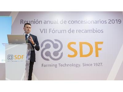 SDF Ibérica incrementa notablemente su facturación en 2018 y apunta a las nuevas tecnologías como estrategia principal para 2019. - 3