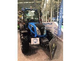 """Advanced Driving System de Landini REX 4 """"Máquina innovadora"""" en la feria de Valladolid"""