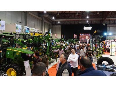 La feria Abanca Cimag-GandAgro mostró lo último del sector agropecuario a más de 18.700 visitantes entre los que destacó un mayor perfil profesional - 0