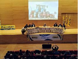 New Holland celebra su Convención Anual de Concesionarios en Córdoba