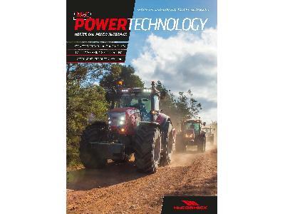 McC POWER TECHNOLOGY, NUEVA REVISTA McCORMICK - 0