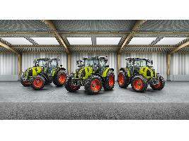 CLAAS ARION 400: El popular tractor estrena actualización y modelo