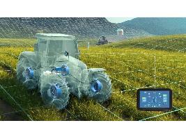 Trelleborg y Dana desarrollan conjuntamente un avanzado sistema central de de inflado de neumáticos para la industria de la maquinaria agrícola