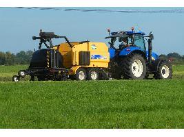 El Ministerio de Agricultura, Pesca y Alimentación comienza a publicar una hoja informativa sobre la evolución mensual en el sector de la maquinaria agrícola