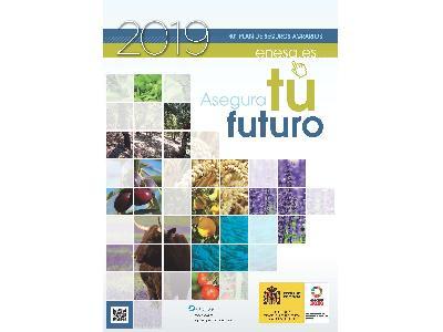 El Ministerio de Agricultura, Pesca y Alimentación publica la Guía del Seguro Agrario para el año 2019 - 0