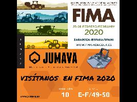 JUMAVA en FIMA 2020