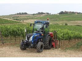 Landini aporta pasión e innovación a Agritechnica