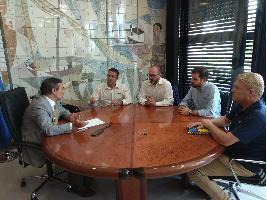 New Holland con los agricultores y ganaderos afectados por la gota fría en Murcia y Alicante