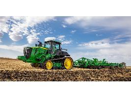 Nuevos tractores John Deere serie 9. Más resistentes e inteligentes.